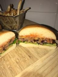 burger vegan cut gluten free