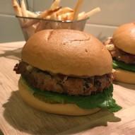 burger vegan gluten free