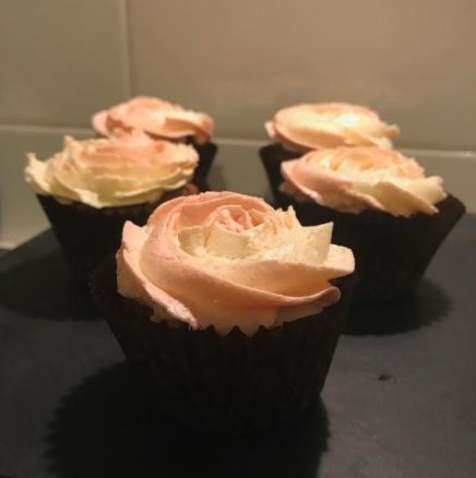 vegan GF cupcake 2
