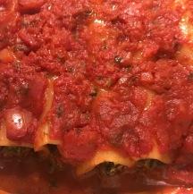 vegan spinach rcicotta