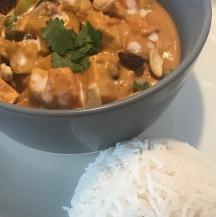 korma curry vegan GF
