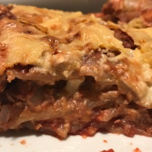 lasagna gluten free vegan