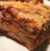 lasagna no meat no gluten