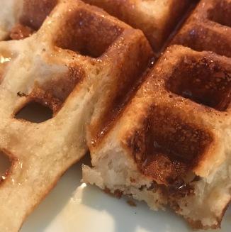 waffle gluten free vegan