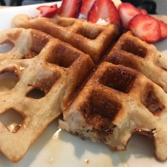 waffle no gluten vegan