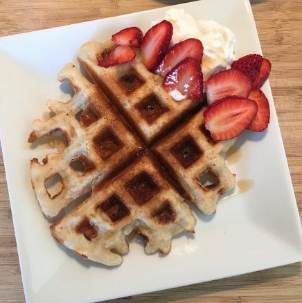 waffle vegan no gluten