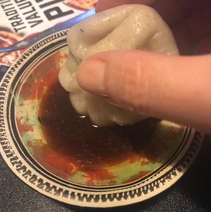 momo GF vegan dumpling